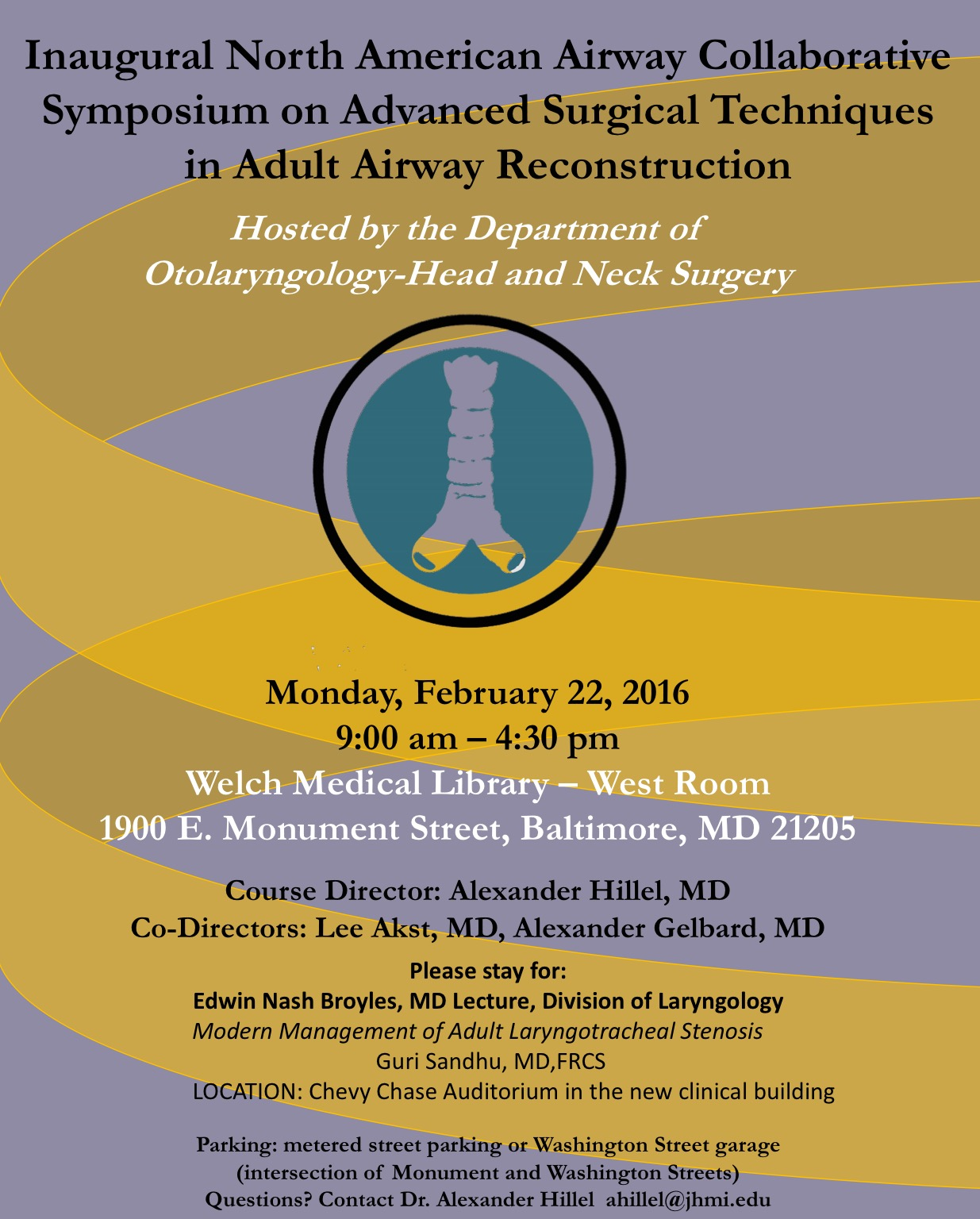 welcome to the North American Airway Collaborative